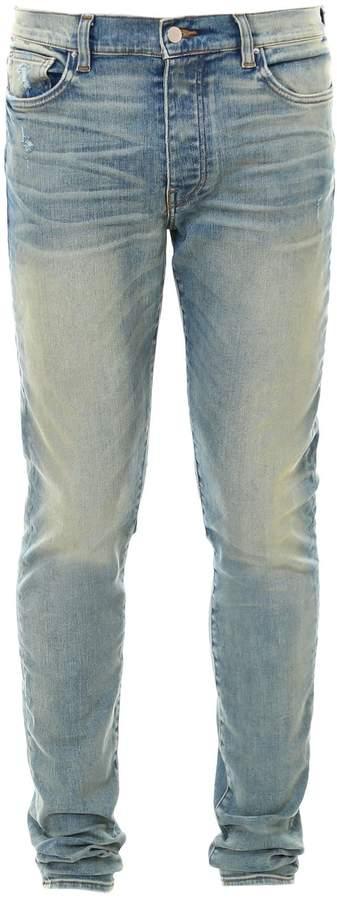 Amiri Stonewashed Jeans