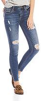 Miss Me Destructed Skinny Jeans