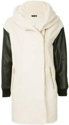 Frei Ea shawl collar coat