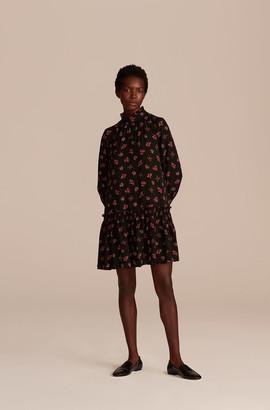 Rebecca Taylor Paisley Fleurette Dress