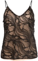 Jason Wu Collection lace detail camisole top