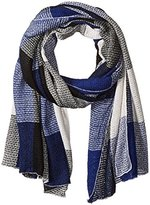 Threads 4 Thought Women's Snuggle Up Plaid Wrap