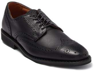 Allen Edmonds Clyde Hill Leather Wingtip Derby - Triple Wide Available
