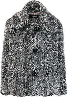 DSQUARED2 Structured Cocoon Jacket
