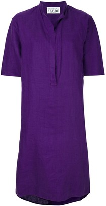 Gianfranco Ferre Pre-Owned short tunic dress