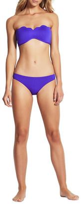Seafolly Separates Petal Edge Bandeau Bikini Top