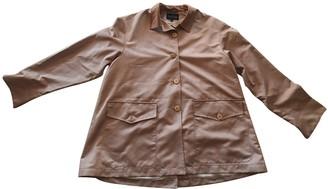 Trussardi Jeans Beige Jacket for Women