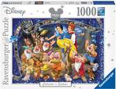 Ravensburger Snow White Collectors Edition 1000pc Jig