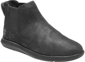 Timberland Women's Casual boots BLACK - Black Bradenton Leather Sneaker - Women