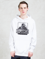 XLarge Exploded Gorilla Pullover