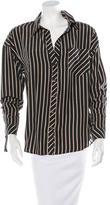 Diane von Furstenberg Silk Long Sleeve