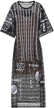 Stella McCartney Applique lace dress