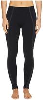 Spanx Exposed Mesh Leggings Women's Clothing