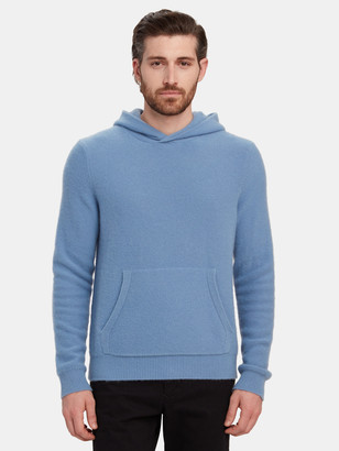 Vince Cashmere Pullover Hoodie