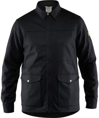 Fjallraven Greenland Re-Wool Shirt Jacket - Men's