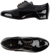 Car Shoe Lace-up shoes