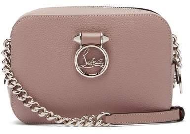 844542d28b2 Rubylou Mini Leather Cross Body Bag - Womens - Light Pink