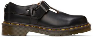 Comme des Garçons Comme des Garçons Black Dr. Martens Edition T-Bar Harness Mary-Janes