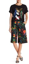 Love Moschino Floral Print Short