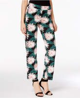 Karen Kane Floral-Print Soft Pants, a Macy's Exclusive Style