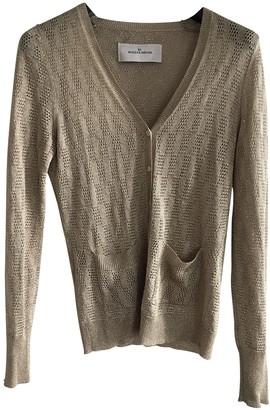 By Malene Birger Gold Viscose Knitwear