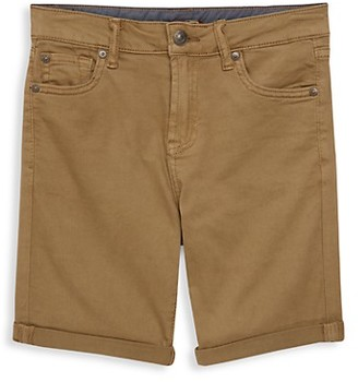7 For All Mankind Little Boy's Boy's Classic Stretch Shorts