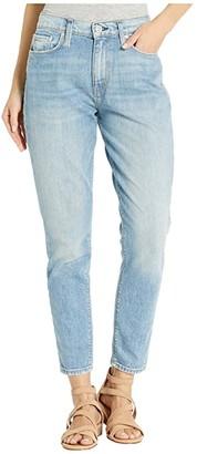 Hudson Bettie High-Rise Taper Jeans in Push It (Push It) Women's Jeans
