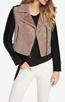 BCBGMAXAZRIA Harper Fur Jacket