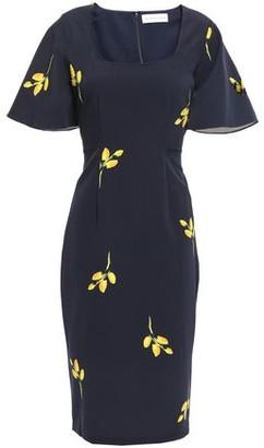 Sachin + Babi Abigail Floral-print Stretch-crepe Dress