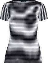 Ralph Lauren Square-Neck T-Shirt