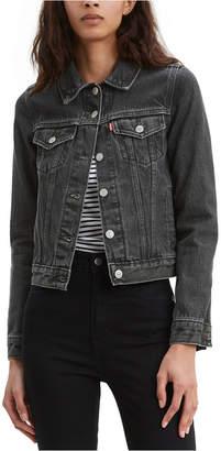 Levi's Women Denim Trucker Jacket