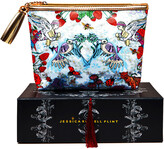 Thumbnail for your product : Jessica Russell Flint - Strawberry Garden Cosmetic Bag - Classic
