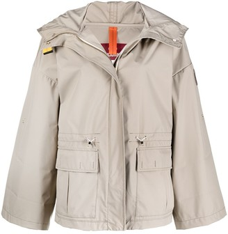 Parajumpers Hooded Military Jacket