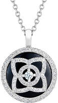 De Beers Enchanted Lotus 18ct white gold