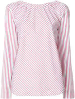 Sportmax long-sleeve fitted blouse