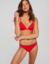 Dotti Structured Triangle Bikini