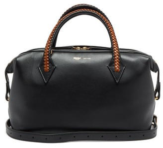 Métier Metier - Perriand City Small Leather Shoulder Bag - Black Multi