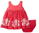 Tea Collection Pantheon Sleeveless Dress (Baby Girls)