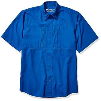 Ariat Men's Classic Fit Short Sleeve Venttek Shirt