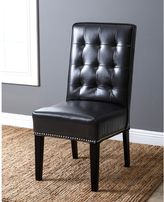 Abbyson Living Connor Leather Dining Chair
