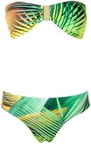 Lygia & Nanny - printed bikini set - women - Polyamide/Spandex/Elastane - 40