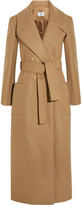 Carven Wool-blend trench coat