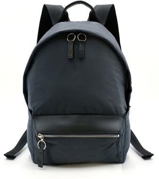 Transience Flight Leather-Trim Backpack