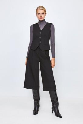Karen Millen Tailored Waistcoat