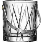 Orrefors City Crystal Ice Bucket