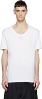 Alexander Wang White Classic T-Shirt