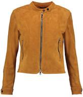 Rag & Bone Suede Biker Jacket