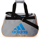 adidas Gray Diablo Small Duffel Bag