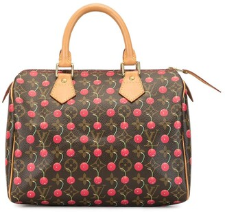 Louis Vuitton 2005 pre-owned Speedy 25 cherry holdall