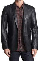 London Craze LondonCraze Men's Leather Blazer 22 M